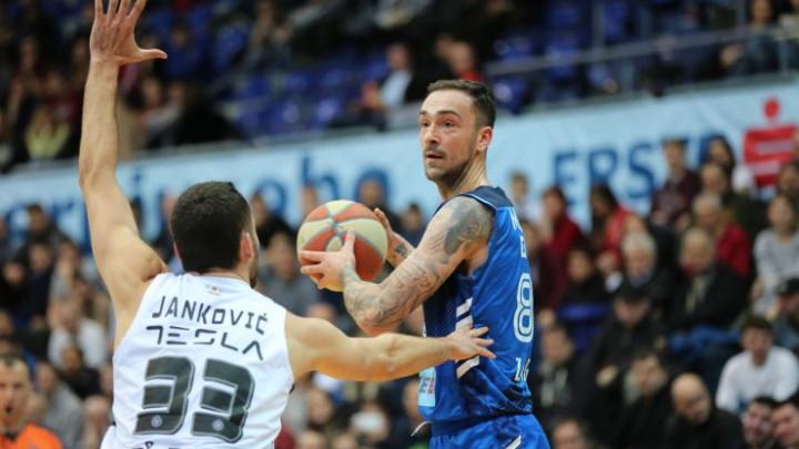 ABA liga: Partizan potpuno razbio Cibonu u Draženovom domu