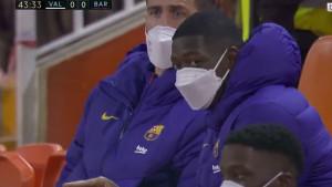 Maska na licu i ruke u džepovima: Zar je Pjanić zbog toga došao u Barcelonu?