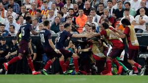 Hat-trick Aubameyanga, povreda Kolašinca: Arsenal u evropskom finalu nakon 13 godina