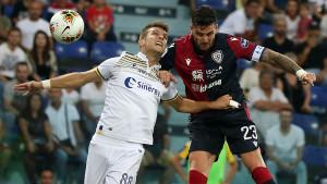 Komična greška defanzivca koštala Cagliari pobjede