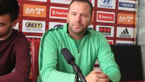 Jović: Neće nam biti lako, ali želimo obradovati naše navijače!
