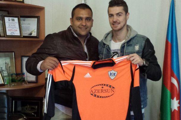 Ibrahim Šehić potpisao za Qarabağ