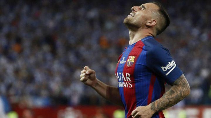 Paco Alcacer propušta El Clasico
