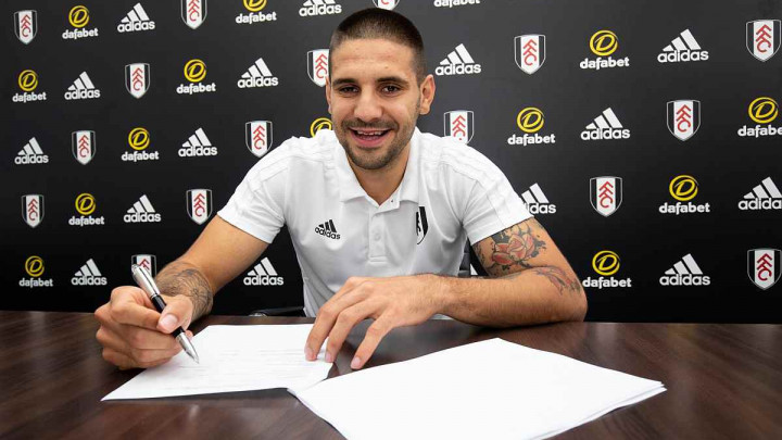 """Transfer završen, Mitrović postao """"punopravni"""" član Fulhama!"""