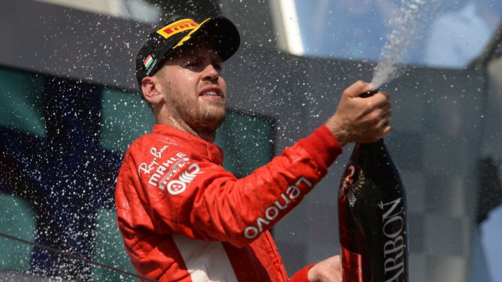 Vettel: Sebi sam najveći neprijatelj