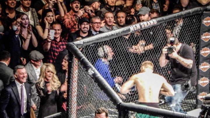 Pojavila se fotografija nakon pet godina: Kako je Khabib reagovao na McGregorov nokaut od 13 sekundi