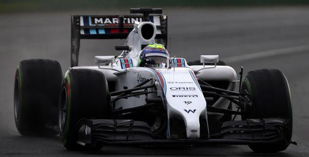 Sjajni Massa do polea nakon šest godina