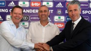Anderlecht sa dvojicom trenera u novu sezonu