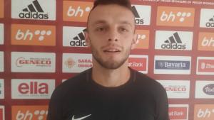 Pecelj pred FK Velež: Nadamo se bodovima iz Mostara