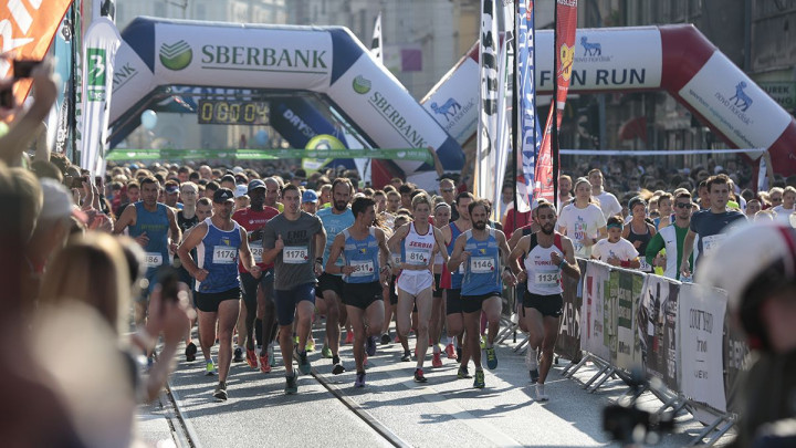 Skoro 3.000 takmičara iz cijelog svijeta učestvovalo na Sarajevo Sberbank polumaratonu