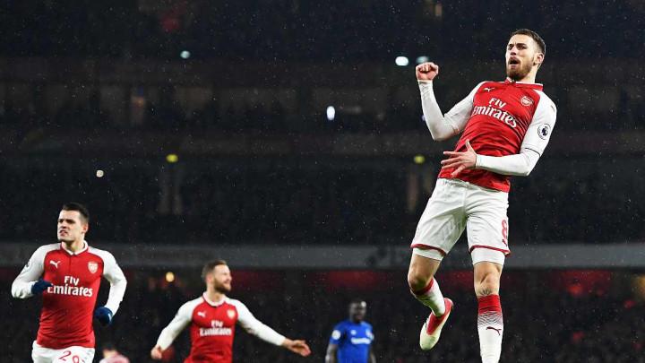 Ramsey tražio od Emeryja da ne igra, no svi su sretni zbog razloga