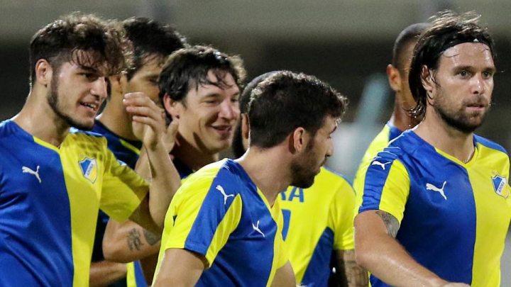 APOEL deklasirao Paralimni, Štilić nije igrao