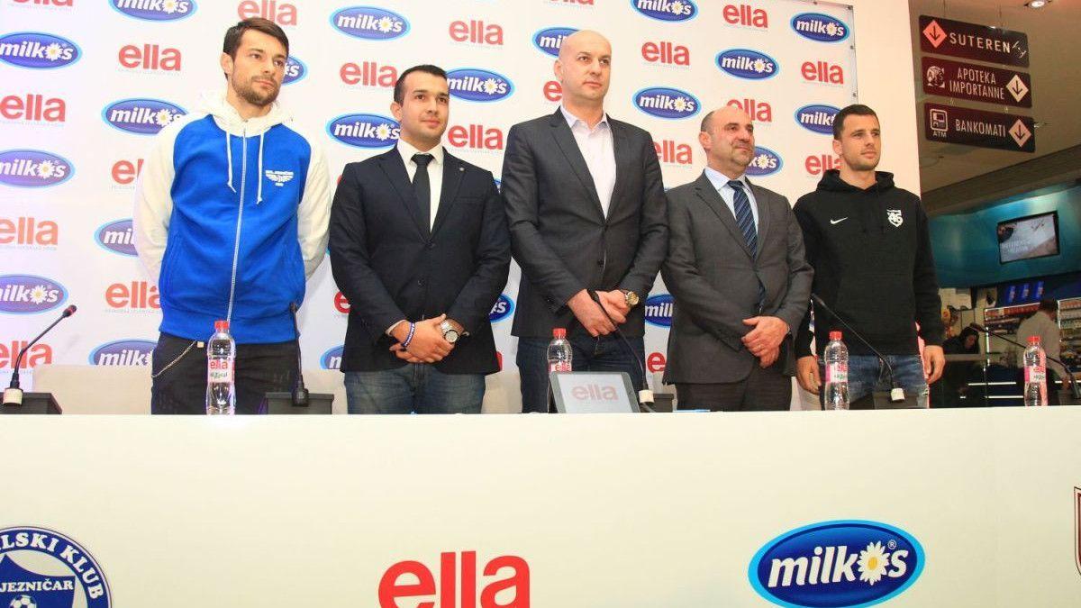 Kompanija Milkos nastavlja da pruža podršku bh. sportu