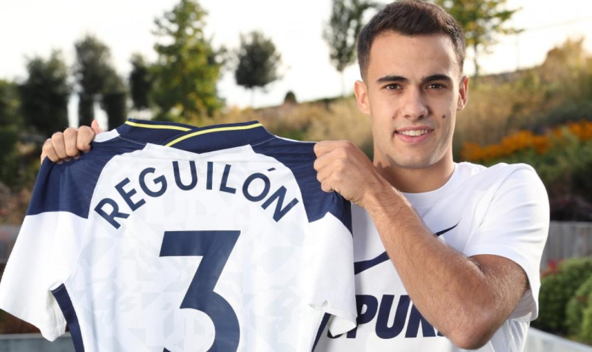 Bale i Reguilon potpisali za Tottenham!