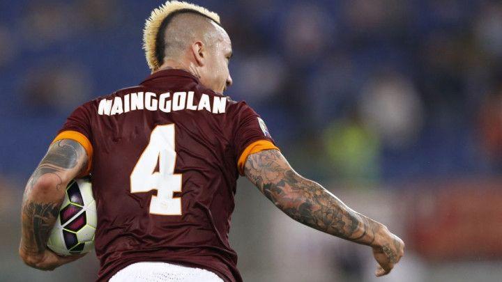 Roma prodaje Nainggolana, Belgijanac spreman za korak unazad
