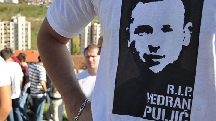 Osam godina od ubistva Vedrana Puljića