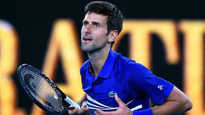 Novak Đoković lagano do drugog kola Australian Opena
