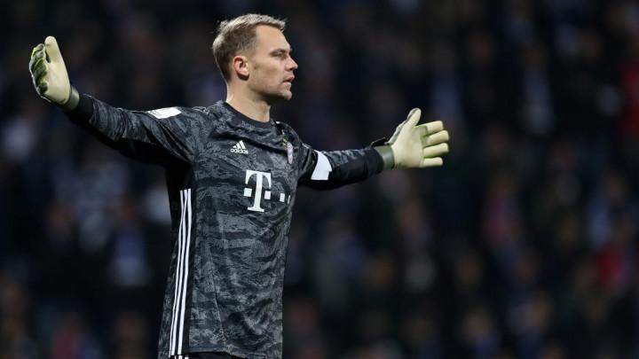 Neuer brutalno komentarisao Bayernovu igru