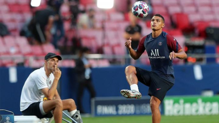 Thiago Silva u četvrtak na ljekarskim pregledima?