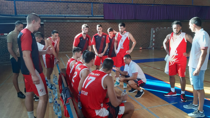 U prvoj košarkaškoj utakmici nakon pola godine HKK Čapljina tijesno pobijedila HKK Zrinjski