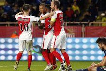 Razigrani Monaco očitao lekciju Montpellieru