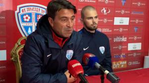 Zildžović: Drago mi je da opet dolazim na Bilino polje, tamo sam imao prelijepa iskustva