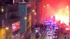 Video koji najbolje pokazuje kakva je ludnica sinoć bila u centru Sarajeva