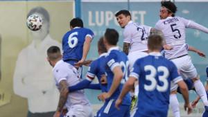 Hajduk u Koprivnici izgubio dva vrijedna boda u borbi za Evropu, Todorović pocrvenio
