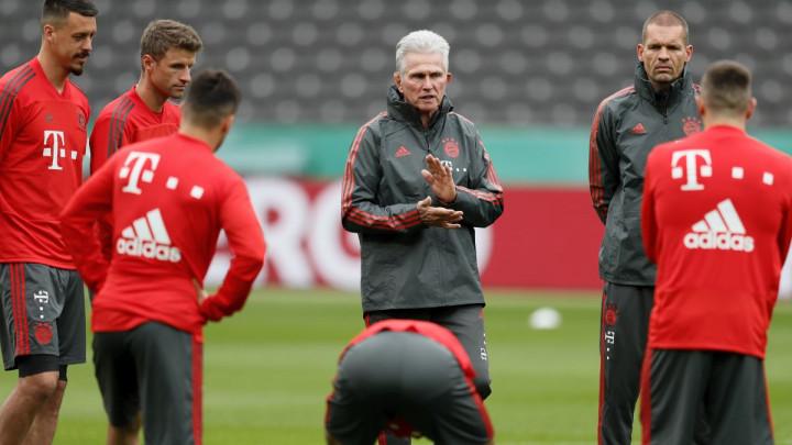 Heynckes otkrio ko će braniti u finalu Kupa