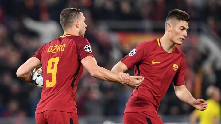 Ranieri: Džeko i Schick zajedno u napadu? Zavisi od protivnika!