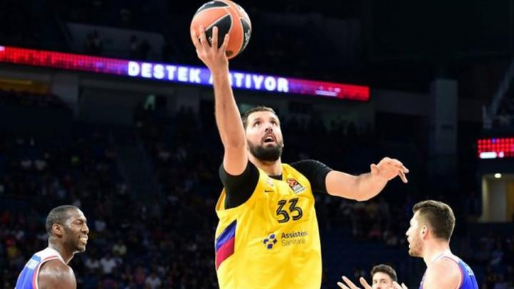 Nikola Mirotić nakon tri kola rekorder ACB lige