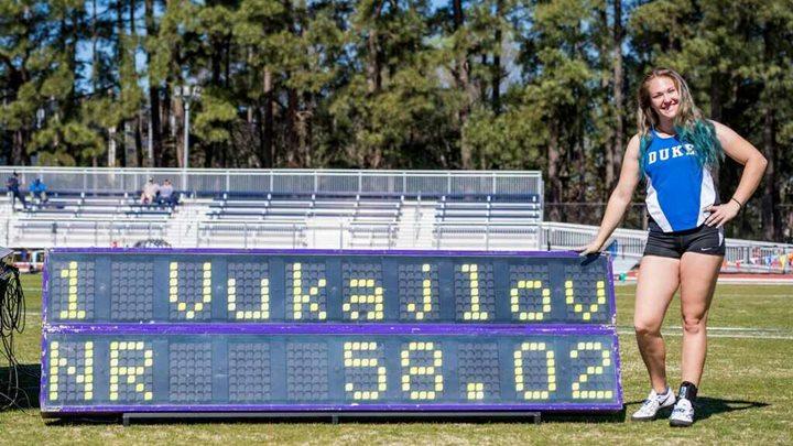 Mlada bh. atletičarka niže uspjehe u Americi