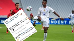 Šala ili zbilja? Pogba u komentaru na Instagramu otkrio narednu destinaciju