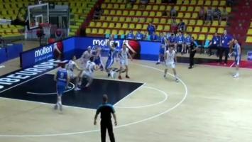 Sjajni Čampara nije mogao sam protiv Srbije