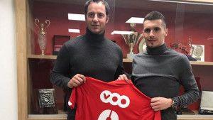 Gojko Cimirot novi igrač belgijskog Standarda