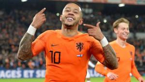 Depayu je bilo dovoljno 48 sekundi da dovede Holandiju u vodstvo