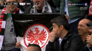 Da je tu VAR trener Benfice ne bi sjedio među navijačima Eintrachta, a njegov tim ne bi gubio