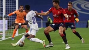 Tmurna noć i za Real: Osasuna neporažena odlazi iz Madrida