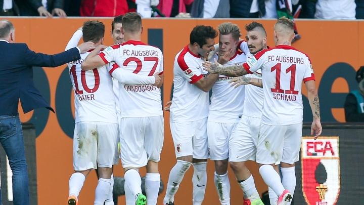 Augsburg razbio HSV u izuzetno važnoj utakmici