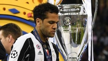 Dani Alves postavio ultimatum Juventusu