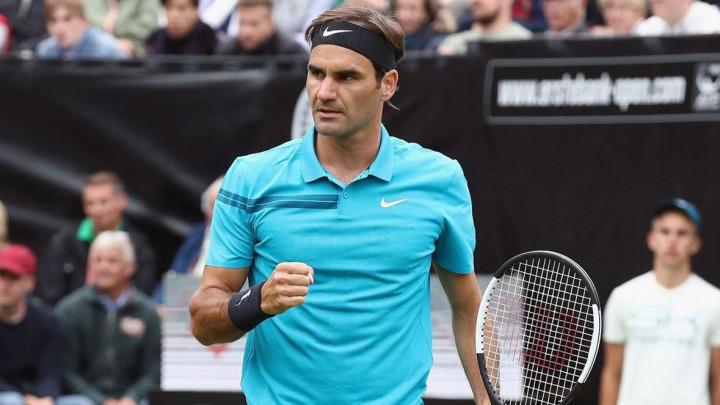 Federer se vratio na vrh, Kyrgios: Šta reći? Pa Roger je najveći svih vremena!