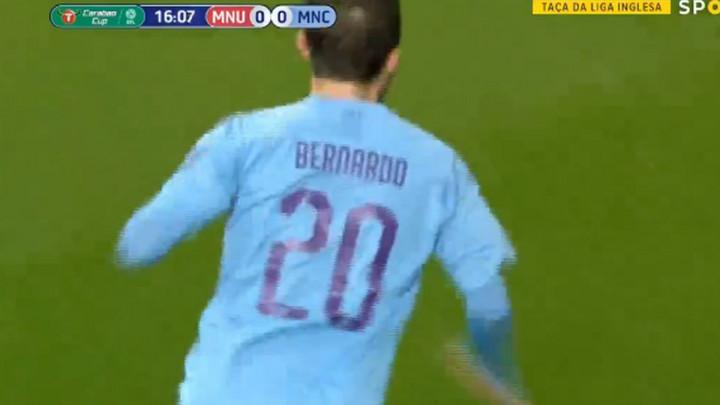 Old Trafford odavno nije vidio ljepši gol i više tugovao...