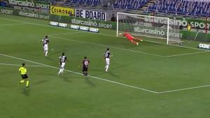 Godine su učinile svoje: Buffon više nema refleks kao nekada, a to je Simeone kaznio