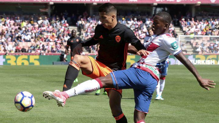 Valencia slavila na gostovanju kod Granade