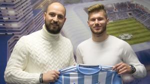 Alen Mustafić na posudbi u Slovanu iz Bratislave