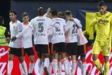 Velika pobjeda Valencije protiv Villarreala