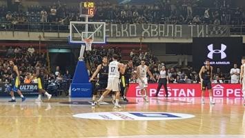 Fenerbahče slomio otpor Partizana, Tomić dva poena