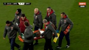 Emirates u šoku: Horor povreda Dannyja Welbecka!
