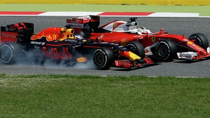 Vettelovo spektakularno preticanje Ricciarda