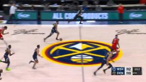 Košarkaši Denvera su primjer kako ne treba odigrati napad odluke
